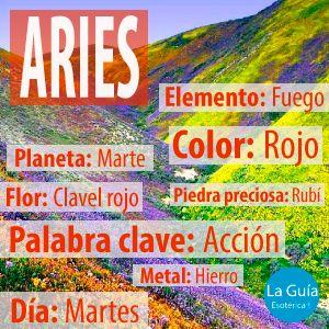 Descubre más sobre Aries: http://www.laguiaesoterica.com/horoscopos/14-aries.html