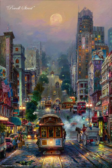 CAO Yong Masterpieces - Fine Art, Art Prints and Framed Art by CAO Yong.
