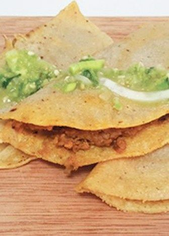 receta de tacos de canasta