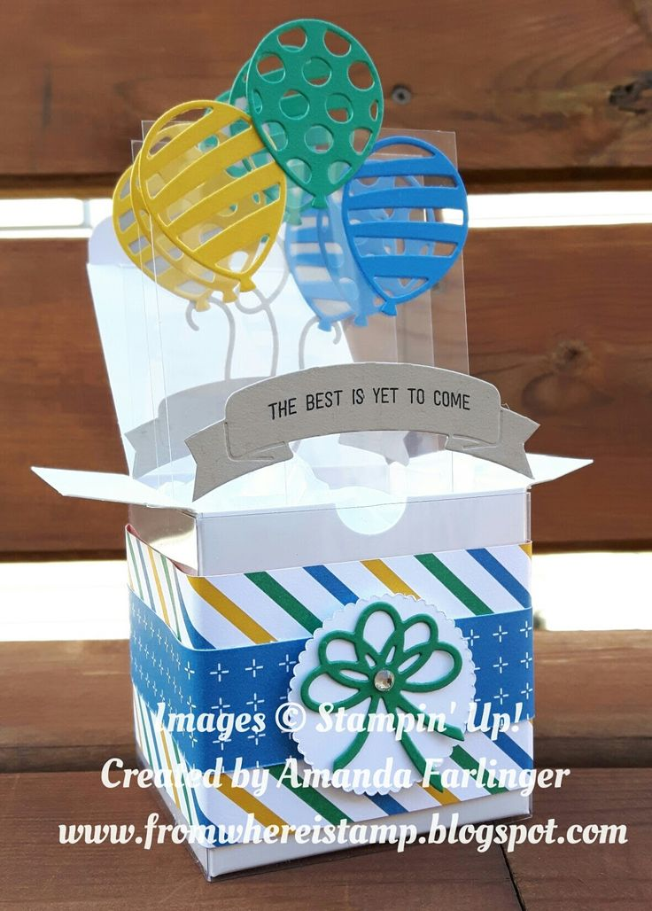 Stampin' Up! Display board for Ottawa OnStage 2016 using the Party Animal designer series paper.