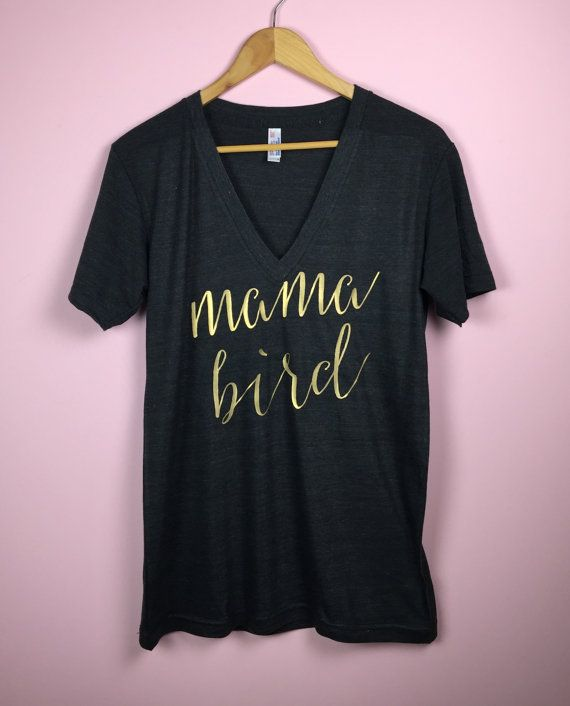 Hey, I found this really awesome Etsy listing at https://www.etsy.com/listing/260811079/mama-bird-shirt-preggers-shirt-mama-bear