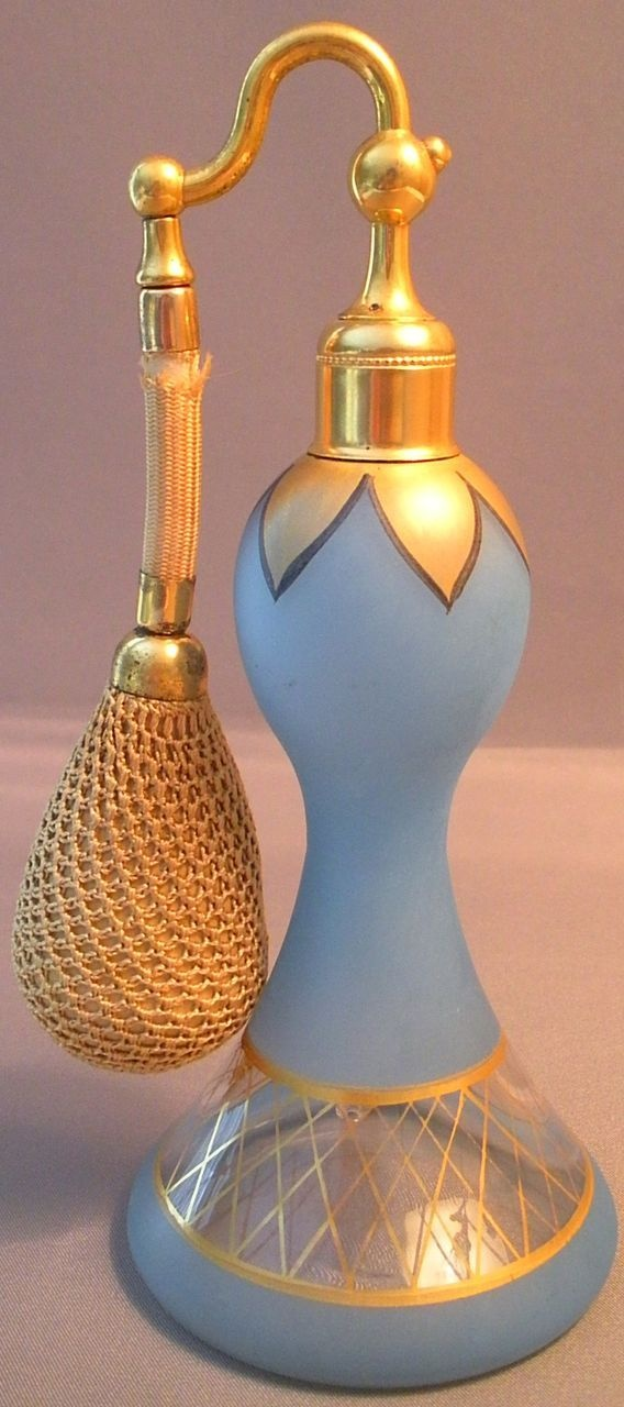 DeVilbiss Perfume Atomizer 1922