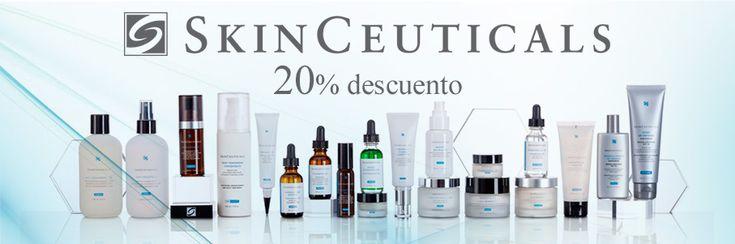 20% de descuento en la gama #Skinceuticals. Haz tu pedido para el día de #SanValentín.  http://www.farmachueca.com/promocion-skinceuticals.html