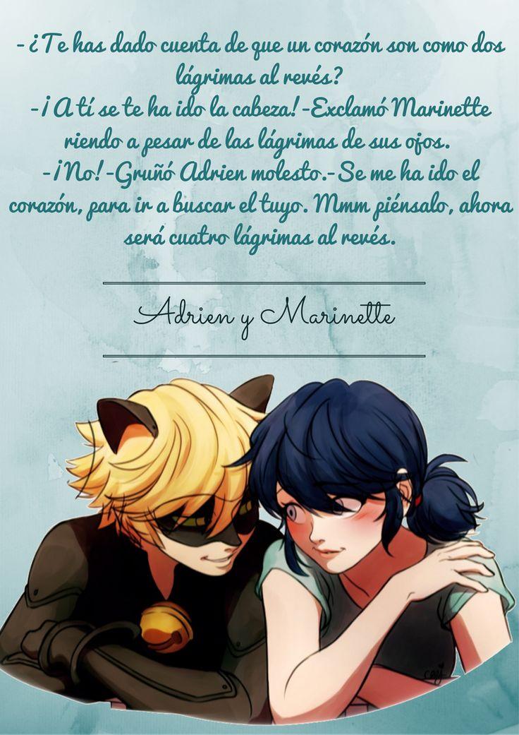 Cinco años atrás Adrien y Marinette descubren sus identidades, pero n… #romance Romance #amreading #books #wattpad