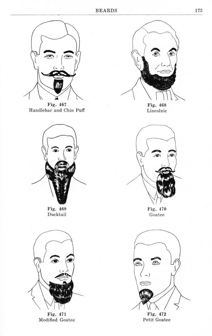:: The Art and Science of Barbering by L. Sherman Trusty ::: Beard Tips, Beards Stuff, Facials Hair, Beards P173, Beards Tips, Beards Growing, Beards Mania, Beards Growers, Beards Tricks