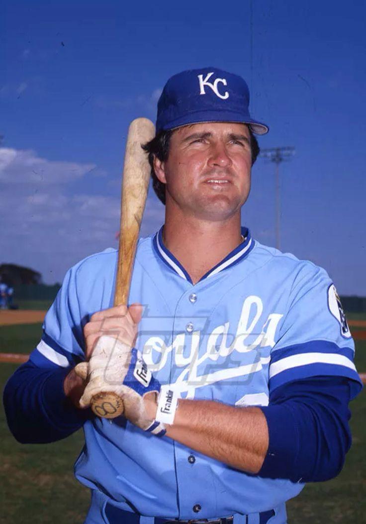 Jim Sundberg Kansas City Royals Baseball Pinterest