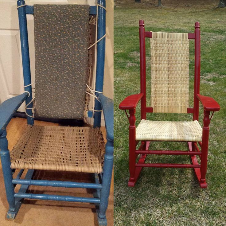 At The Brumby Chair Company We Call This Antique Brumby Rocking Chair Bulldawg Red