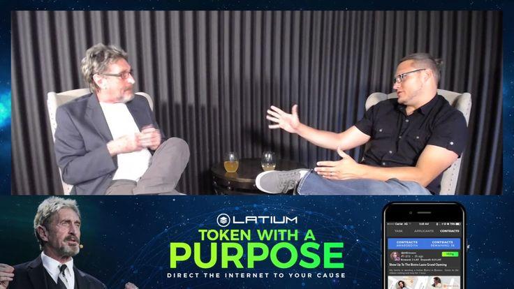 John McAfee on the Future of Bitcoin