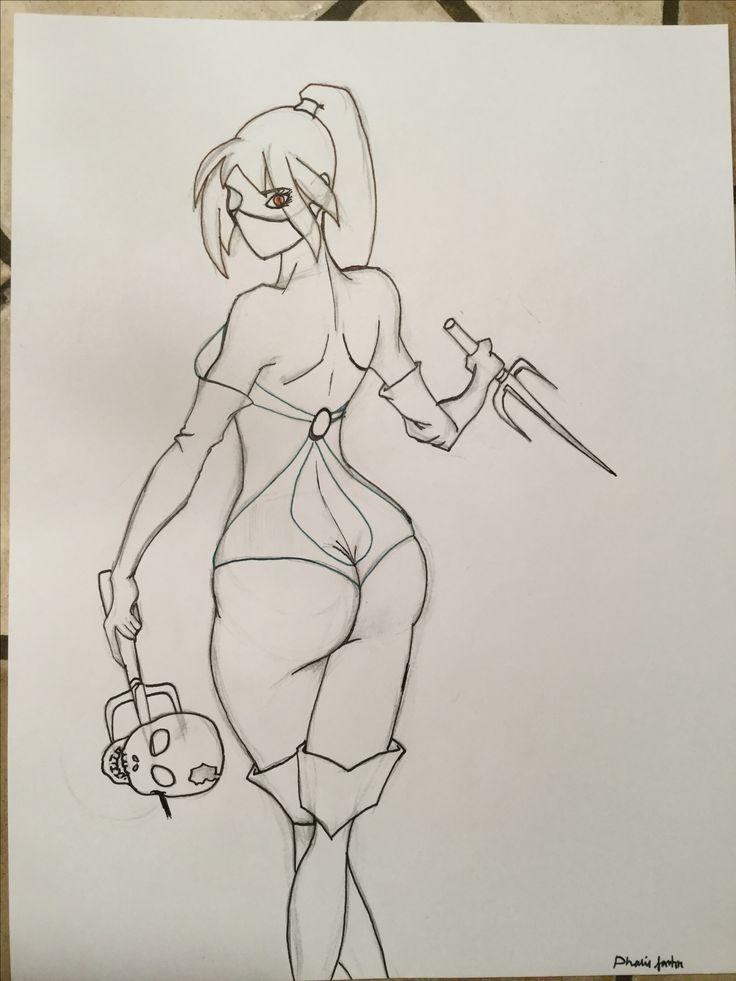 Ninja inspired/copied