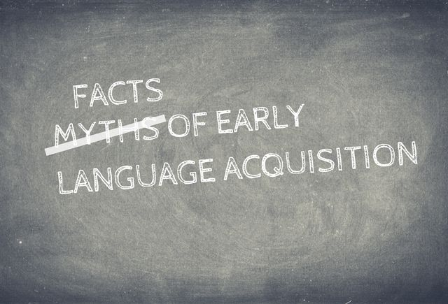 Почему раннее детство - лучшее время для изучения английского языка