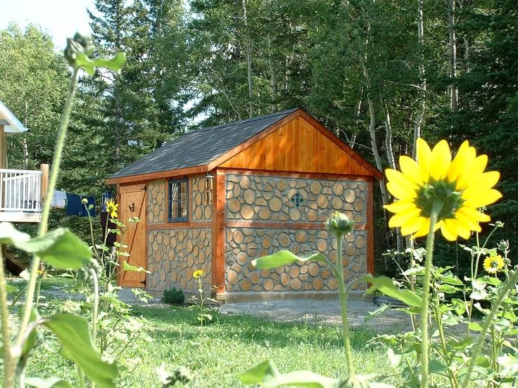 Garden Shed Ideas Ireland :  Garden shed on Pinterest  Timber frame houses, Sheds and Raising