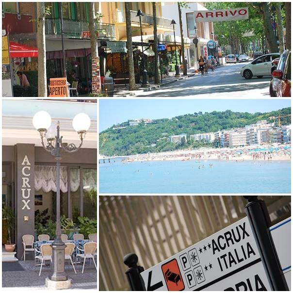 Gabicce (Marche) - Hotel Acrux. #word #sea #ocean #gabiccemare #gabicce #mare #hotelacrux #spiaggia #sole #estate #vacanze #relax #rivieraromagnola Seguici su https://www.facebook.com/HotelAcrux