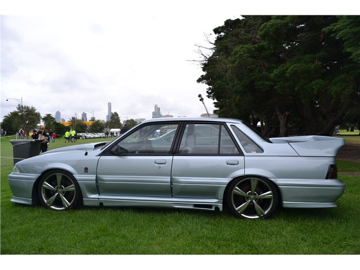 Holden Commodore VL Walkinshaw SS Group A