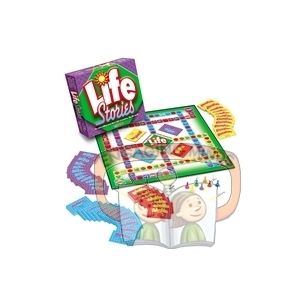 Lifestories - Christian Version -An enjoyable game with surprising and revealing results, this storytelling game is a way to warm up a family gathering, rekindle a friendship or renew histories. It encourages self-expression, affirmation, creative thinking, problem solving and team work! Includes 3 additional card decks with questions related to the Christian faith.