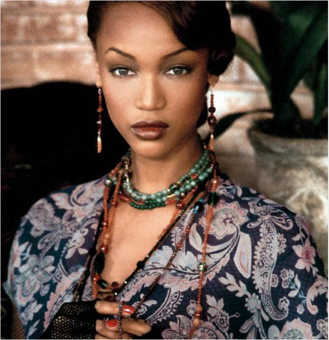 Um is this  Tyra Banks?!?! 2011?!?!