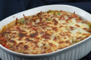 Johnny Marzetti's Casserole | This is how I casserole... | Pinterest