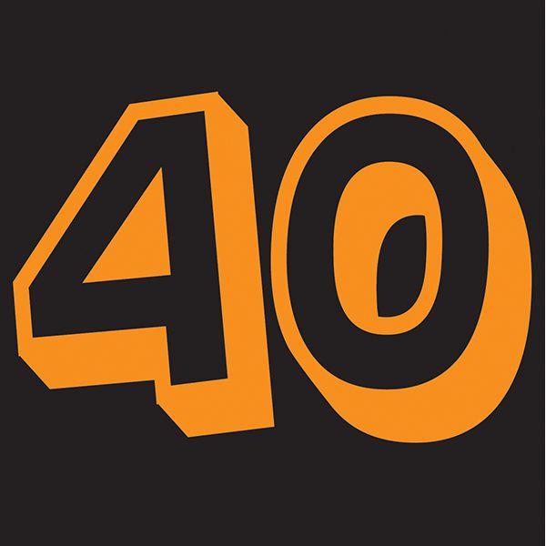 Holy Bleep 3-Ply Beverage Napkins 40th Birthday 16ct  https://www.djpeter.co.za