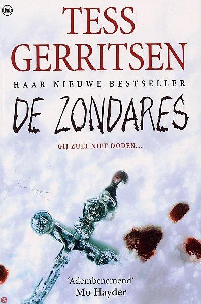 GOT iT: Tess Gerritsen - De zondares