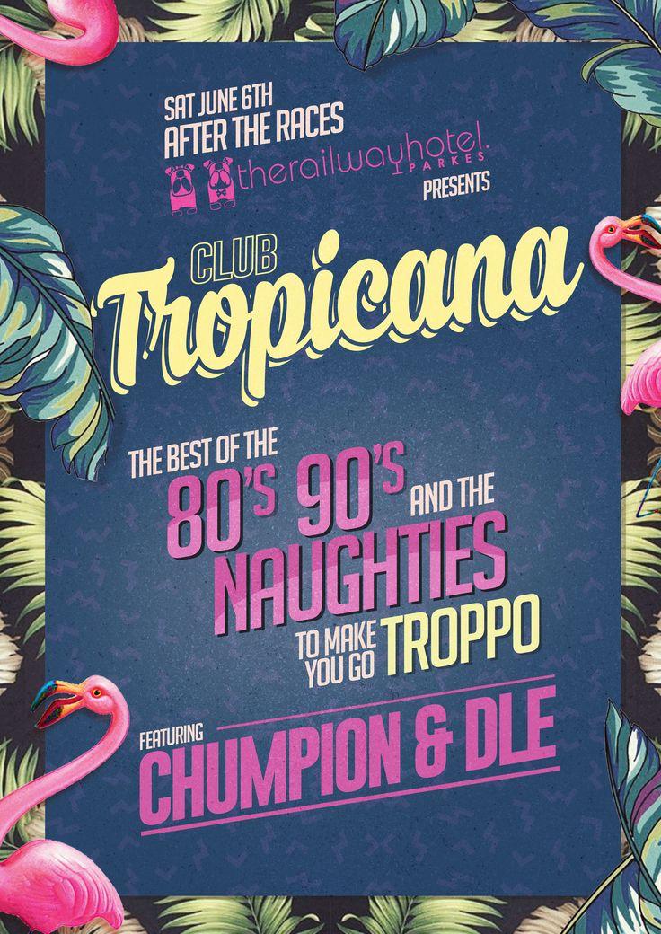 Club Tropicana - The Railway Hotel Parkes