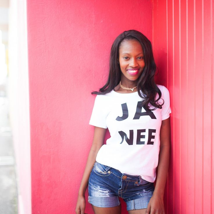 JA NEE tee | R249 | www.slaapstadt.co.za | #slaapstadt #tshirt #summer #capetown #teestyle #afrikaans #tee | Ladies Fitted 180g Sizing XS 37.5-62cm S 40.5-63cm M 43-64cm L 46-65cm Related