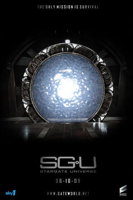 Stargate Universe --------------------------------  God safe the Destiny ;-)