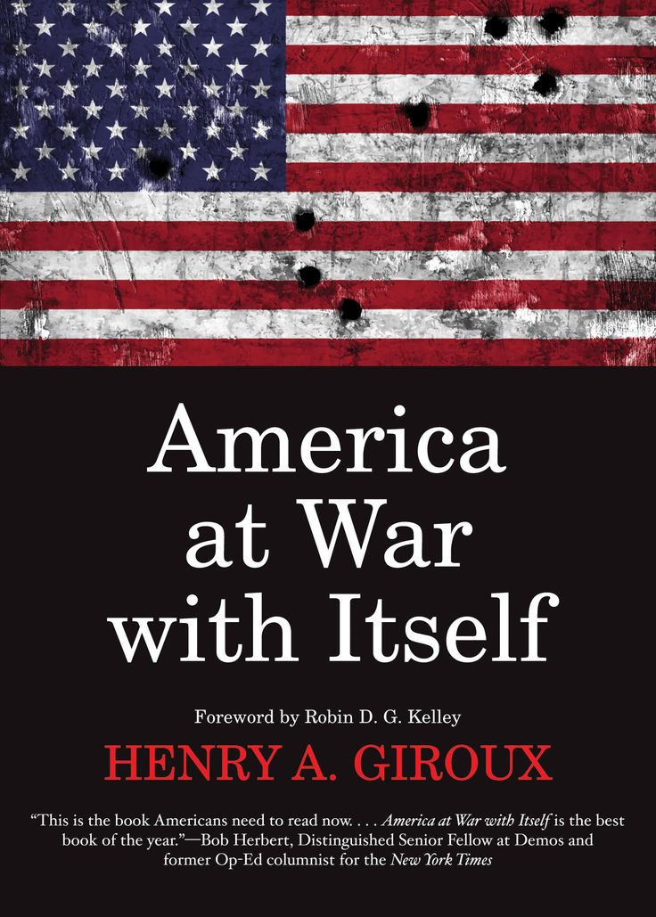 """""""We No Longer Live in a Democracy"""": Henry Giroux on a United States at War With Itself"""