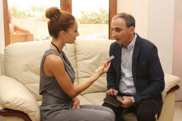 Интервью с пастором Элгуждой Инаишвили.,Каким вы видите современного христианина?,Какие евангелизационные проекты вы проводите?