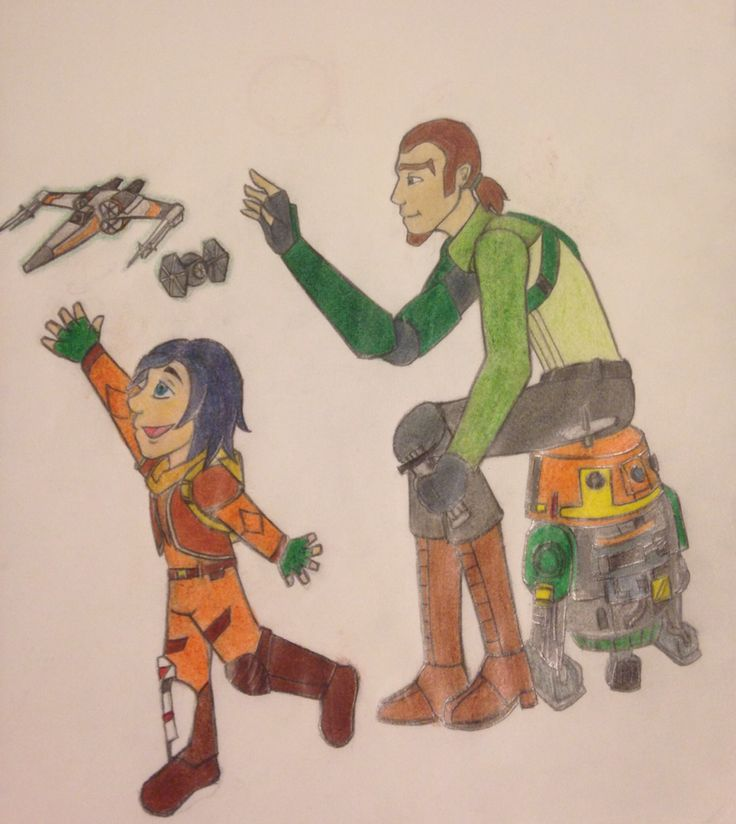 quotfather son timequot kanan and deaged ezra star wars
