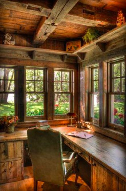 Perfect Writing spot_ from The Writer's Circle