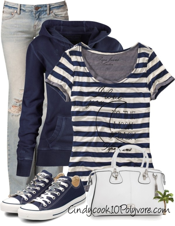 """Casual Day"" by cindycook10 on Polyvore"