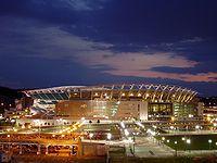 Paul Brown Stadium | Home of the Cincinnati Bengals | Cincinnati