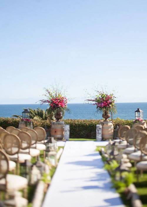 BRIDES Southern California: Los Angeles Venues with an Ocean View -repinned from Southern California wedding minister https://OfficiantGuy.com