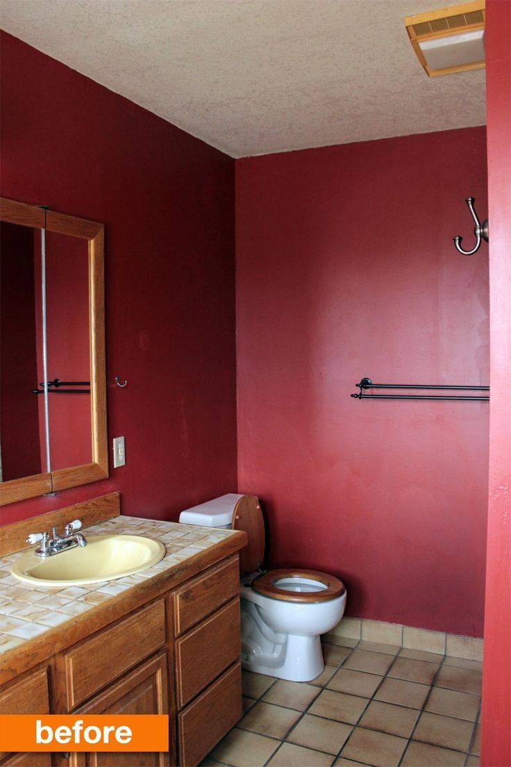 best 25 maroon bathroom ideas that you will like on