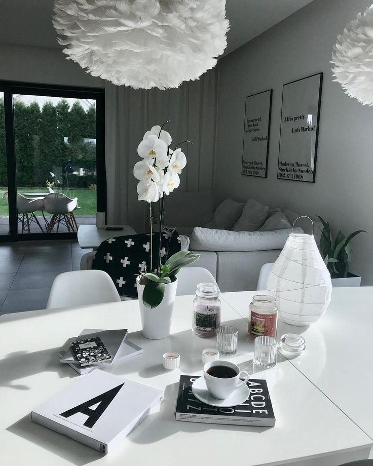 108 best Monochrome Living images on Pinterest Island - das urbane wohnzimmer grosartig stylisch