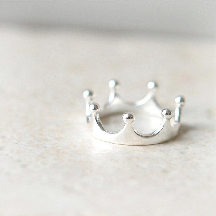 Anel Coroa Real