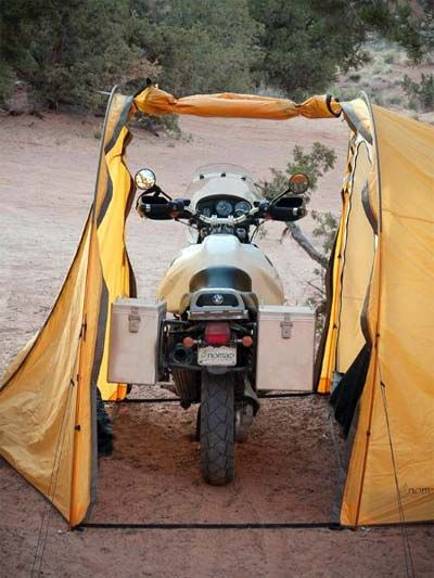 motorcycle-tent-tenere-2 & 179 best Motorcycle Camping images on Pinterest | Motorcycles ...
