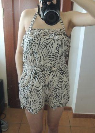 Kup mój przedmiot na #Vinted http://www.vinted.pl/kobiety/inne-ubrania/9711360-letni-kombinezonbezowo-czarny-hm