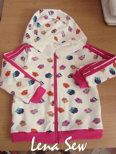Он-лайн пошив спортивного костюма - Шитье - Babyblog.ru