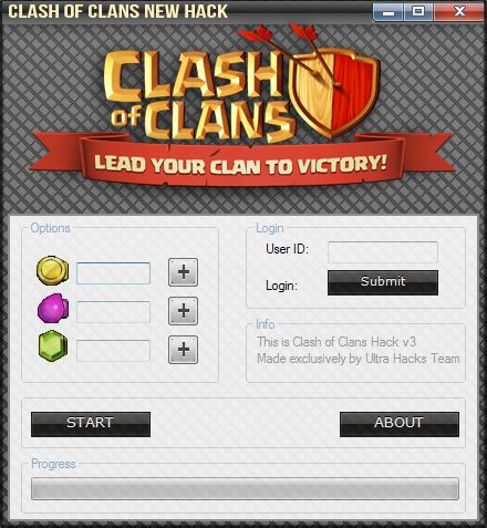 Clash of Clans Hack that actually works may have seemed like being a hamster dropped in a running wheel, repeatedly running around and getting nowhere. You've searched for hours and days for a functioning free Clash of Clans Hack. You surely must have encountered dozens upon dozens of sites promising free Clash of Clans Hack. Your wait and frustration is finally over. Why don't you download the newly released (in 2014) free Clash of Clans Hack.