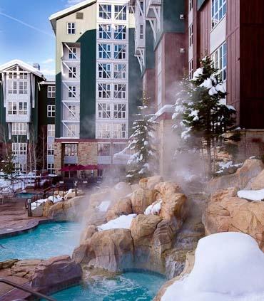Marriott's MountainSide: Whirpool Spa