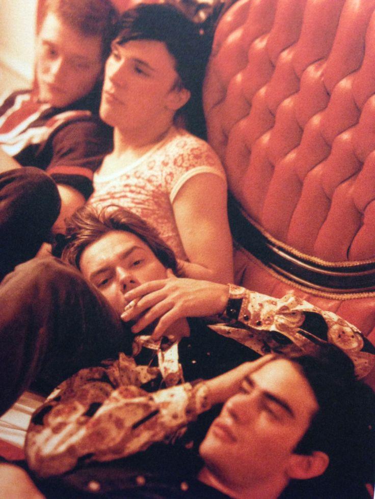 Bruce Weber. Serie de photographes autour de River Phoenix et Keanu Reaves pour My Own Private Idaho, 1991. Gus Van Sant. Interview mag November 1991