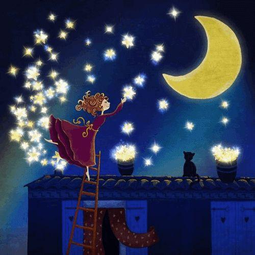 Coisinhas da TecaEuzebio: Boa Noite