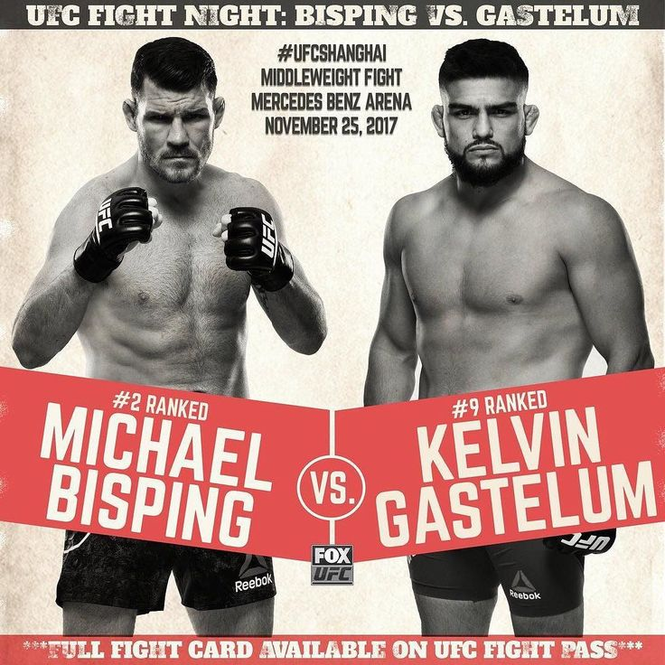 """Kelvin Gastelum @kgastelum is a tough guy. Hes a great #fighter. Hes got excellent #boxing strong dude good #wrestling in shape and always getting better. So you know Im not expecting a walk in the park. Far from it. But this is what we do. Theres no easy fights out there. Were all big strong alpha males that are trained in martial arts. So you know may the best man win in China.""  Michael Bisping @mikebisping on his upcoming #fight at #UFCShanghai. . . How do you think #BispingvsGastelum…"