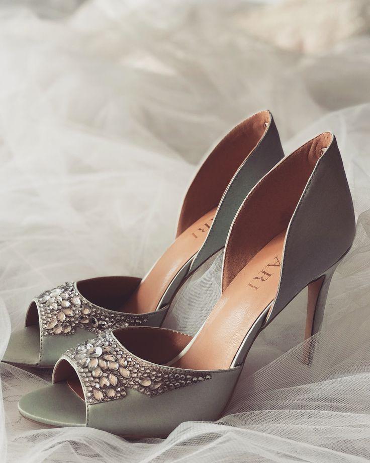 Mint Wedding Shoes #oparishoes #mintshoes #weddingshoes