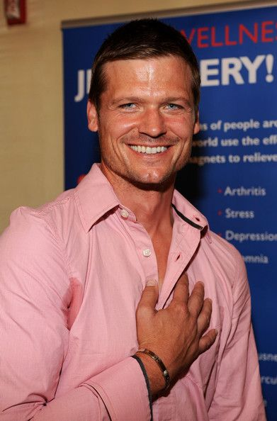 Bailey Chase in The DPA Gift Lounge - Day Three
