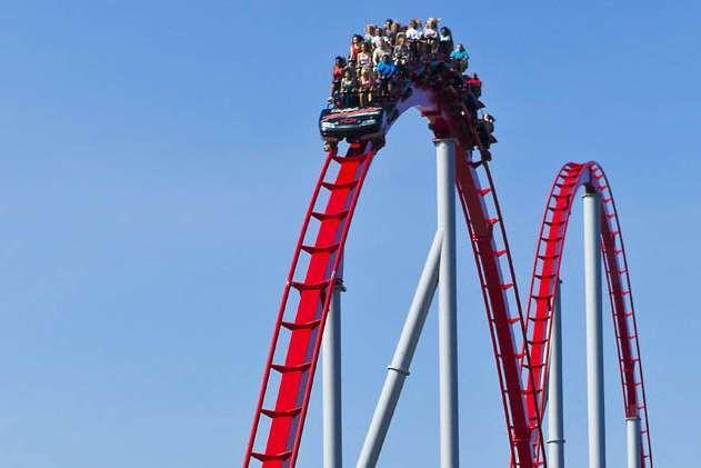 #10 - The Intimidator - Where: Carowinds, Charlotte, NC - © Cedar Fair Parks