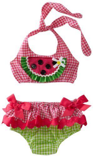 Mud Pie Baby-Girls Newborn Lil' Chick Watermelon Bikini, Multi-Colored, 0-6 Months Mud Pie,http://www.amazon.com/dp/B006Y7K9WC/ref=cm_sw_r_pi_dp_pl-7rb045J0PWW4K