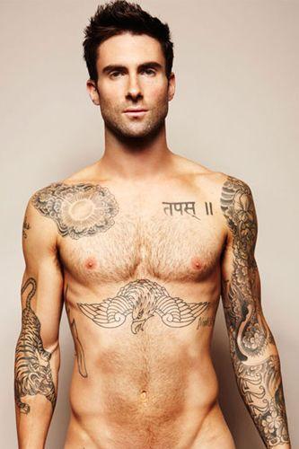 Adam Levine, unhealthy obsession