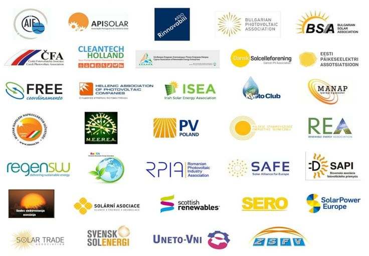 SolarPower Europe Calls for Remove of Trade Barriers on China PV Imports_EnergyTrend PV