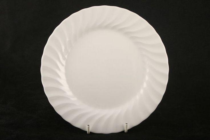 Johnson Brothers - Regency White - Starter / Salad / Dessert Plate